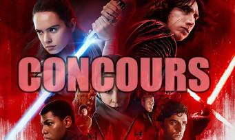 Concours Star Wars Les Derniers Jedi : des tonnes de goodies du film à vous faire gagner