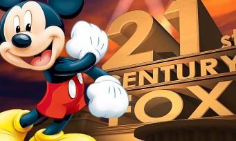 Disney a bien racheté une grosse partie de la Fox, les X-Men bientôt dans l'univers Marvel