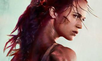 Tomb Raider Le Film : un 2ème trailer avec Alicia Vikander qui n'augure rien de bon