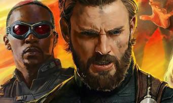 Avengers 4 : des photos du tournage évoquent le voyage dans le temps, la mort de Cap America aussi ?