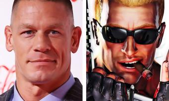 Duke Nukem : John Cena (WWE 2K) en discussion pour incarner le héros bodybuildé au cinéma