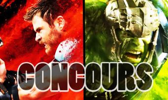 Concours Thor Ragnarok : des Blu-ray, des DVD et plein de goodies à gagner !
