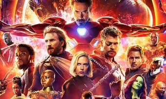 Avengers Infinity War : Marvel balance un dernier trailer, qui donne des frissons