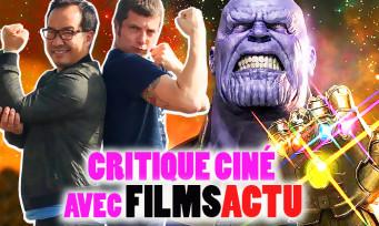 Avengers Infinity War : on débat sur le film avec nos copains de FILMSACTU