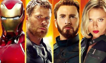 Avengers Infinity War : le meilleur démarrage de tous les temps, voici les chiffres