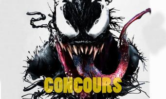 Venom : on vous fait gagner des Blu-ray et des Blu-ray 4K avec ce concours