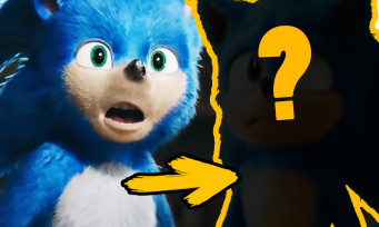 Sonic le Film : le nouveau design de Sonic officialisé en trailer, c'est beaucoup mieux comme ça