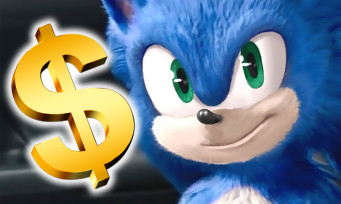 Sonic le Film : le nouveau design de Sonic aurait coûté quelques millions de dollars