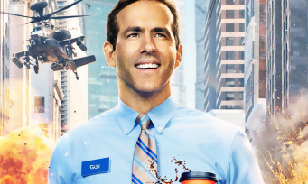 Free Player : un film où Ryan Reynolds incarne un PNJ dans un immense jeu vidéo !