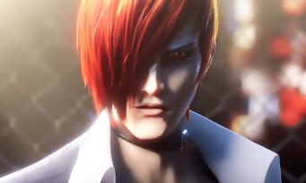 The King of Fighters Awaken : un nouveau film d'animation avec la saga Orochi comme background