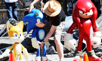 Sonic the Movie 2: Knuckles in the feature film besides Tails?