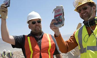 E.T. Atari 2600 : les légendaires cartouches ont été retrouvées dans le désert !