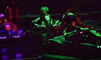 Battle Kart : le premier circuit de karts en réalité augmentée pour jouer à Mario Kart en vrai !