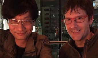 Mark Cerny (l'architecte de la PS4) et Hideo Kojima font la tournée des popotes