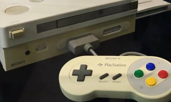 La Super Nintendo PlayStation était au MAGIC de Monaco, voici les photos