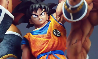 Dragon Ball Z : Tsume vient de créer la plus belle figurine de Son Goku