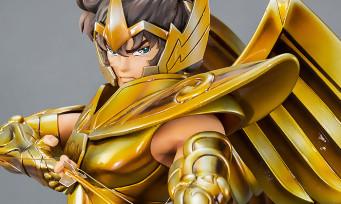 Saint Seiya : Tsume va sortir une somptueuse figurine d'Aiolos, le Chevalier du Sagittaire