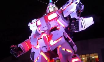 Gundam : il y a un nouveau robot géant à Tokyo, et il peut même se transformer !