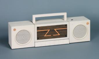 Zette System : une magnifique console rétro avec plus de 10 000 jeux et un vidéoprojecteur