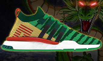 Adidas x Dragon Ball Z : voici tous les modèles des sneakers qui sortiront en 2018