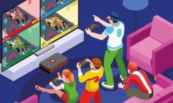 Le marché du jeu vidéo en France continue de progresser et atteint un chiffre d'affaires record