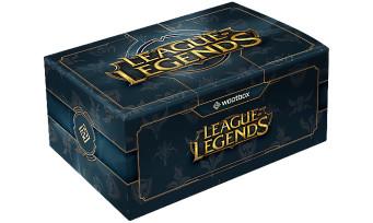 Wootbox : découvrez le meilleur de l'univers League of Legends
