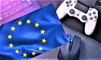 La Commission européenne dévoile plein de jeux en développement