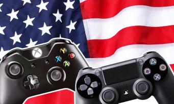 2018 : voici le classement des jeux les plus attendus aux États-Unis pour la fin de l'année