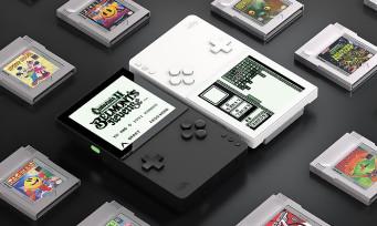 Analogue Pocket : la nouvelle console qui va permettre de dépoussiérer les cartouches Game Boy