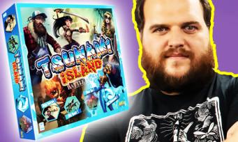 Tsunami Island Battle Royale : un jeu de plateau qui fait le buzz lancé par Gastronogeek !