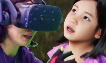 Ils recréent sa fille décédée grâce à la réalité virtuelle... et la lui font rencontrer