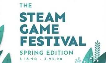 The Game Festival : Geoff Keighley régale pendant le confinement, environ 40 démos jouables sur Steam