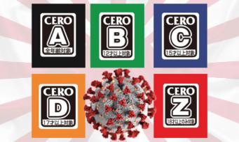 Coronavirus : équivalent du PEGI au Japon, le CERO ferme ses portes