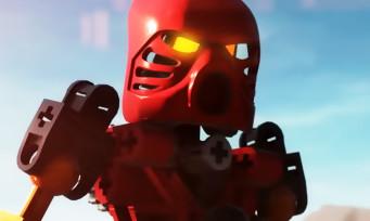 Bionicle Quest for Mata Nui : un fantastique trailer pour le RPG en monde ouvert fan-made