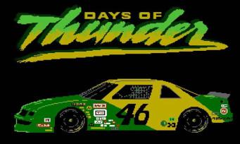 Days of Thunder NES : une adaptation du film avec Tom Cruise refait surface 30 ans après, la vidéo