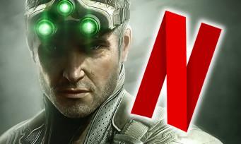Splinter Cell : la série est bel et bien de retour, mais sur Netflix