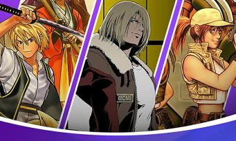 Prime Gaming : une nouvelle fournée de jeux SNK, c'est gratuit jusqu'à mars 2021