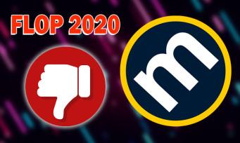 Metacritic : le Flop 10 des pires jeux de 2020, il y a un titre français dans le lot
