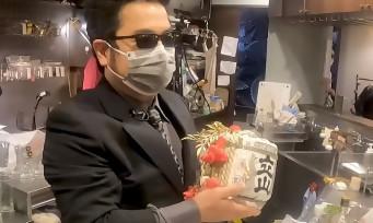 Tekken : Katsuhiro Harada ouvre son propre bar, le 1er invité est le créateur de la PlayStation