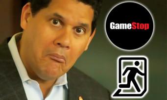 Reggie Fils-Aimé (ex-Nintendo USA) démissionne déjà de chez Gamestop !