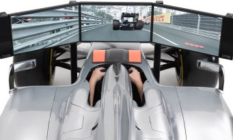 jeux vid o un simulateur de f1 pour 100 000 euros. Black Bedroom Furniture Sets. Home Design Ideas