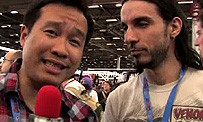 Japan Expo 2012 : Dédo de Bref au micro de JEUXACTU