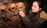 Emission 125 dans les Catacombes