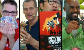 L'ÉMISSION JEUXACTU #07 : bilan TGS 2018, infos Red Dead 2, test Forza Horizon 4 et Let's Play Judge Eyes