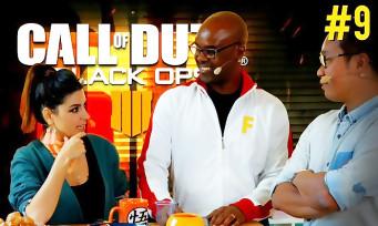 L'ÉMISSION JEUXACTU #09 avec Carole Quintaine : le test de Call of Duty Black Ops 4, la NEOGEO mini sur le banc d'essai