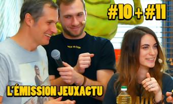 """L'ÉMISSION JEUXACTU #10 #11 : Marcus et sa console jeux de société, la manette anti-gras, Let's Play """"The Quiet Man"""""""
