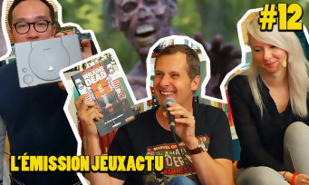 L'ÉMISSION JEUXACTU #12 : on joue à la PS Mini, le phénomène The Walking Dead avec Marcus, le test de Spyro Remastered