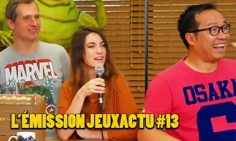 L'ÉMISSION JEUXACTU #13 : les 5 ans de la PS4, le test de Fallout 76 et Mr Garcin, l'artiste qui a séduit Marvel