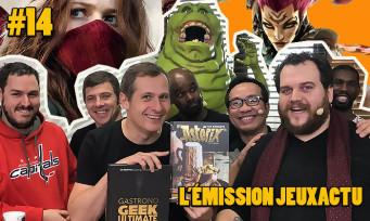L'ÉMISSION JEUXACTU #14 : Gastronogeek est notre invité, on a vu Mortal Engines et on joue à Darksiders 3