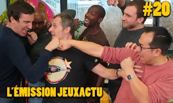 L'ÉMISSION JEUXACTU #20 : focus sur MK 11 et The Division 2, les figurines de l'enfance de Marcus, Let's Play Ace Combat 7